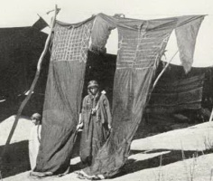 bedouin big thobe 1937.