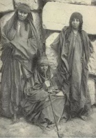 Bedouin woman 1909.