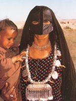 Bedouin necklace.