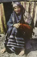Bedouin woman 1926.
