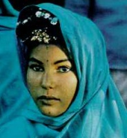 Tuareg woman, 1967.